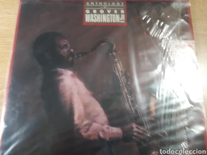 GROVER WASHINGTON JR ANTHOLOGY (Música - Discos - LP Vinilo - Jazz, Jazz-Rock, Blues y R&B)
