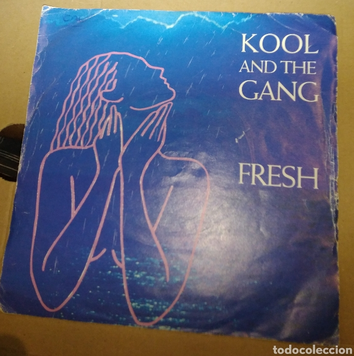 KOOL & THE GANG - FRESH. EDICIÓN UK (Música - Discos - Singles Vinilo - Funk, Soul y Black Music)