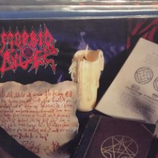 Discos de vinilo: LP - MORBID ANGEL - COVENANT - DEATH METAL. Lote 183335170