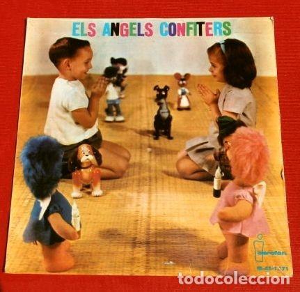 Discos de vinilo: CONTES EN CATALÀ (EP. 1962-66) ELS ANGELS CONFITERS - EL DIMONI CUCARELL - GUILLEM D'EFAK - Pruneda - Foto 3 - 183335461