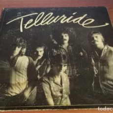 Discos de vinilo: TELLURIDE - 1981 - LIZARD HEAD - US - EP 10''. Lote 183359096