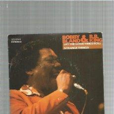 Discos de vinilo: BOBBY BLAND BB KING. Lote 183361865