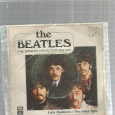 Discos de vinilo: THE BEATLES LADY MADONNA. Lote 183362848