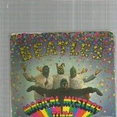 Discos de vinilo: BEATLES MAGICAL MYSTERY TOUR. Lote 183363058