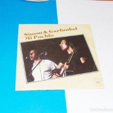 Discos de vinilo: SIMON & GARFUNKEL ---- MI PUEBLO / MUÑECA DE TRAPO / ERES AMABLE --VERY GOOD PLUS ( VG+ ). Lote 183363523