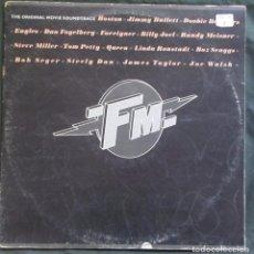 Discos de vinilo: FM. BSO. 2 LPS, GATEFOLD. MCA RECORDS, 63 28 860. ESPAÑA, 1978. FUNDA VG, DISCOS VG++. Lote 183367027