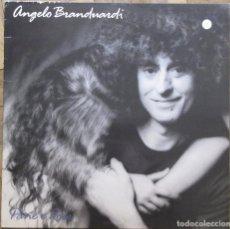Discos de vinilo: ANGELO BRANDUARDI. PANE E ROSE. ARIOLA SF 209374. ESPAÑA, 1989. FUNDA VG+. DISCO VG++.. Lote 183367483