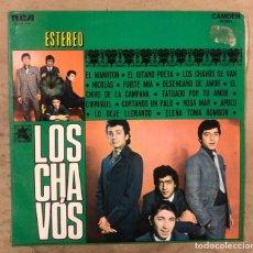 """Discos de vinilo: LOS CHAVOS """"LOS CHAVOS"""" (CAMDEN STEREO/RCA 1970). - L.P. VINILO - RUMBA CATALANA. CON ENCARTE.. Lote 183367821"""