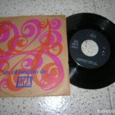 Discos de vinilo: DISCO OBSEQUIO DE AFHA TEMAS ,HONEY ,DE BOBBY RUSELL ,Y ARANJUEZ CON TU. Lote 183374535