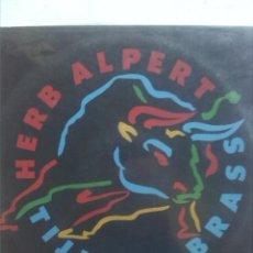 Discos de vinilo: HERB ALPERT/ TIJUANA BRASS BULLISH. Lote 183375796