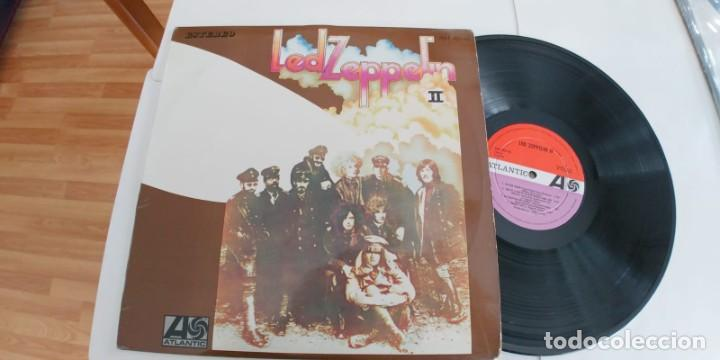 LED ZEPPELIN-LP II-ESPAÑOL 1969 (Música - Discos - LP Vinilo - Pop - Rock - Extranjero de los 70)