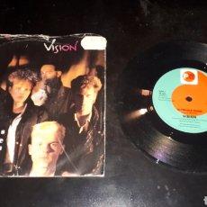 Discos de vinilo: VISION TEARS IDLE TEARS. Lote 183385048