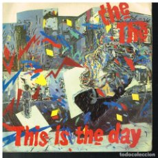 Discos de vinilo: THE THE - THIS IS THE DAY / MENTAL HEALING PROCESS - SINGLE 1983. Lote 183385578