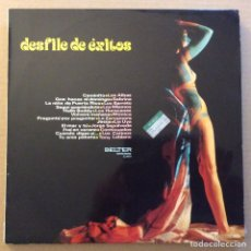 Discos de vinilo: DESFILE DE ÉXITOS, RECOPILATORIO BELTER (1971). Lote 183387075