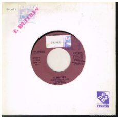 Discos de vinilo: T. BUITRES - POBRE LUCILLA - SINGLE 1990 - PROMO. Lote 183387392