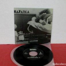 Disques de vinyle: MAFARKA - INDIAN'S LAND / ANESTHESIA + 2 - EP - ALG S.A 1995 SPAIN MAF-1 EXCELENTE ESTADO. Lote 183387421
