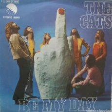 Discos de vinilo: THE CATS. SINGLE. SELLO EMI ODEON. EDITADO EN ESPAÑA. AÑO 1974. Lote 183387506
