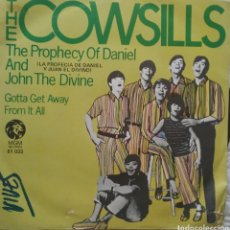 Discos de vinilo: THE COWSILLS. SINGLE. SELLO M.G.M. RÉCORDS. EDITADO EN ESPAÑA. AÑO 1969. Lote 183387820