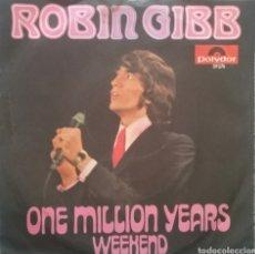 Discos de vinilo: ROBIN GIBB. SINGLE. SELLO POLYDOR. EDITADO EN ALEMANIA.. Lote 183388130