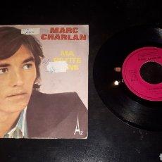 Discos de vinilo: MARC CHARLAN MA PETITE IRENE MAXI SINGLE. Lote 183388446