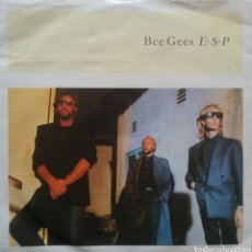 Discos de vinilo: BEE GEES. SINGLE. SELLO W.B.RECORDS. EDITADO EN ALEMANIA.. Lote 183388463