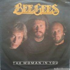 Discos de vinilo: BEE GEES. SINGLE. SELLO RSO. EDITADO EN ALEMANIA.. Lote 183388600