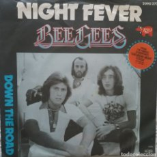 Discos de vinilo: BEE GEES. SINGLE. SELLO RSO. EDITADO EN ALEMANIA.. Lote 183391637