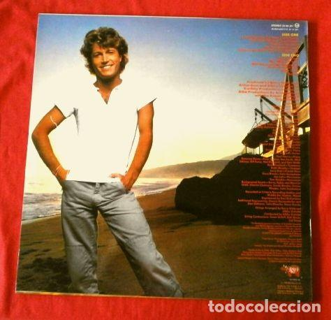 Discos de vinilo: ANDY GIBB'S GIBBS (LP 1980) GREATEST HITS (HERMANO DE LOS BEE GEES) TIME IS TIME, AFTER DARK, - Foto 2 - 183401591