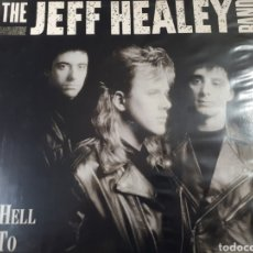 Discos de vinilo: THE JEFF HEALEY BAND HELL TO PAY. Lote 183402831