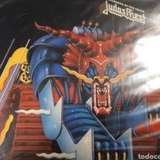 Discos de vinilo: JUDAS PRIEST DEFENDERS OF THE FAITH. Lote 183403902