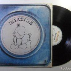 Discos de vinilo: LP - ZAPATON - HISPAVOX - 1976. Lote 183405273