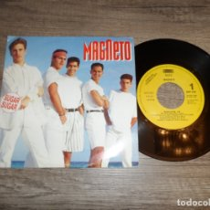 Discos de vinilo: MAGNETO - SUGAR SUGAR. Lote 183410863