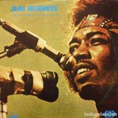 Discos de vinilo: EP JIMI HENDRIX WITH NOEL REDDING AND MITCH MITCHELL CIRCULO. Lote 183413580