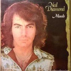 Discos de vinilo: LP NEIL DIAMOND – MOODS. Lote 183413962