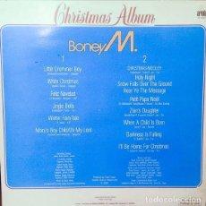 Discos de vinilo: LP PROMO BONEY M. – CHRISTMAS ALBUM. Lote 183414298