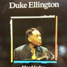 Discos de vinilo: DUKE ELLINGTON. MOOD INDIGO. CBS. Lote 183415287