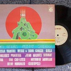 Discos de vinilo: SOLO ÉXITOS. EDITADO POR ZAFIRO AÑO 1975. Lote 183415525