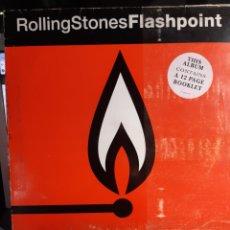Discos de vinilo: THE ROLLING STONES *-FLASHPOINT. Lote 183416383