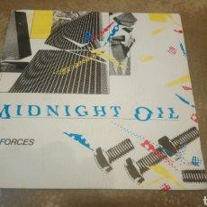 Discos de vinilo: MIDNIGHT OIL–US FORCES - SINGLE VINILO 1982. Lote 183422791