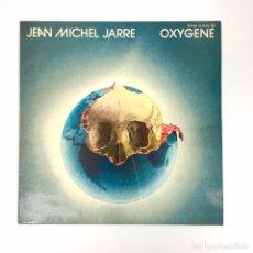 Discos de vinilo: LP - JEAN MICHEL JARRE - OXYGENE. Lote 183424217