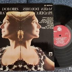 Discos de vinilo: MARÍA DOLORES PRADERA - GRANDES ÉXITOS.EDITADO POR ZAFIRO AÑO 1976. Lote 183424871