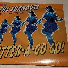 Discos de vinilo: THE BURNOUTS -GUTTER-A-GO GO!- MINI-ALBUM 10. Lote 183425668