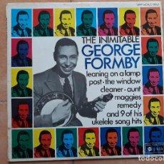 Discos de vinilo: GEORGE FORMBY- I'M UKELELE MAN- LP EMI ENGLAND UK. Lote 183432041