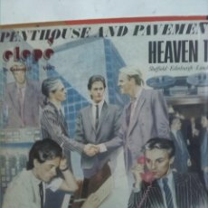 Discos de vinilo: HEAVEN 17 PENTHOUSE AND PAVEMENT. Lote 183433102