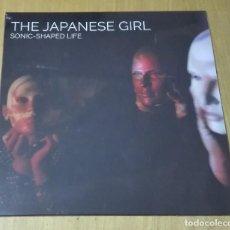 Discos de vinilo: THE JAPANESES GIRL - SONIC-SHAPED LIFE (LP MR 384) NUEVO Y PRECINTADO. Lote 183433136