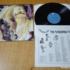 Discos de vinilo: THE FLASHBACK FIVE - NOT EXACTLY A POEM... (LP 1995, GUERSSEN GUESS002, CON ENCARTE) NUEVO . Lote 183434116