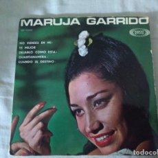 Discos de vinilo: MARUJA GARRIDO NO PIENSES EN MI . Lote 183435700