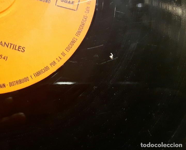 Discos de vinilo: NUEVOS CUENTOS INFANTILES - LP - ESPAÑA - 1978 - YOLANDA VENTURA - PARCHIS - RARISIMO - INFANTIL - Foto 9 - 183435763