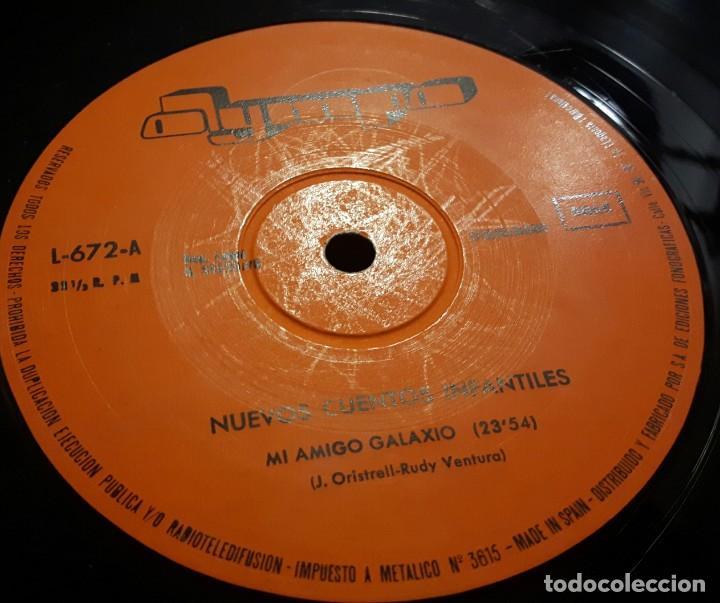 Discos de vinilo: NUEVOS CUENTOS INFANTILES - LP - ESPAÑA - 1978 - YOLANDA VENTURA - PARCHIS - RARISIMO - INFANTIL - Foto 11 - 183435763