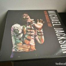 Discos de vinilo: MICHAEL JACKSON -JAPAN BROADCAST LIVE 1987 TOUR- 2 LP VINYL - NEW&SEALED. Lote 183439221